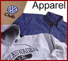 Genuine Volkswagen apparel