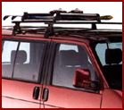 Genuine Volkswagen Ski Rack